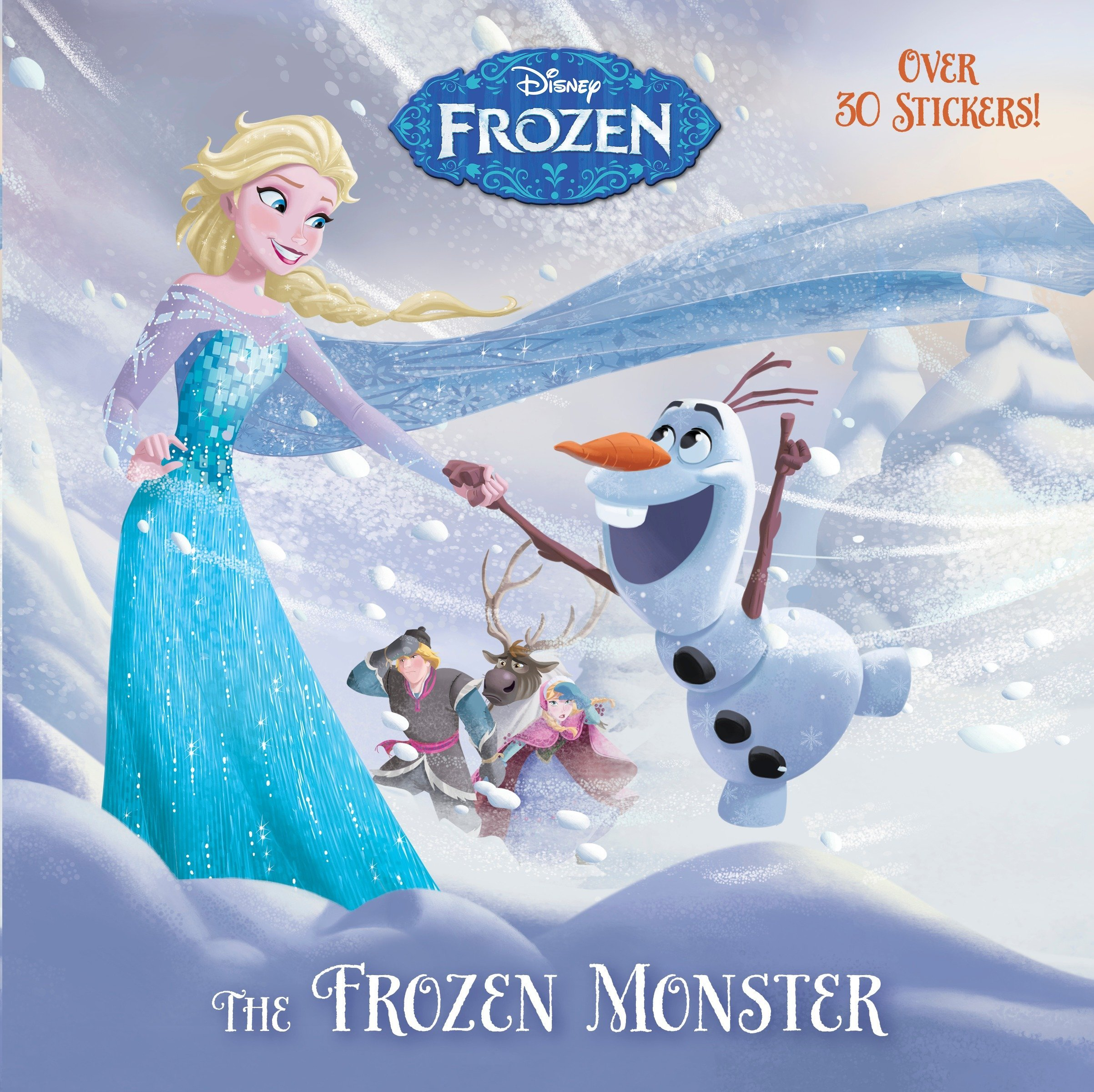Posters Frozen Walt Disney Movie Promo Poster Anna Elsa Sven Kristoff No.2 Consumers First Entertainment Memorabilia