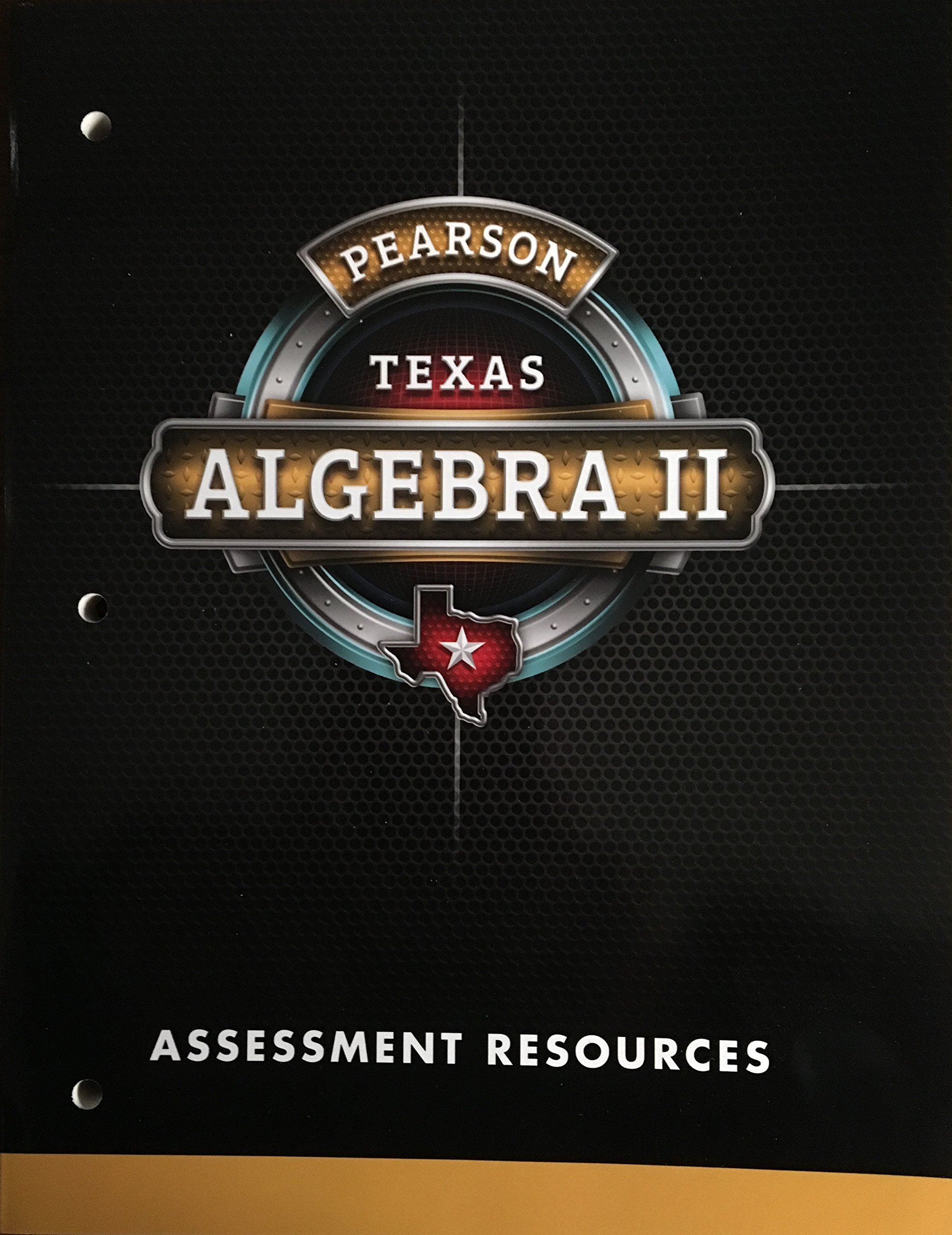 Download Pearson Algebra 2 - Texas - Assessment Resources ebook