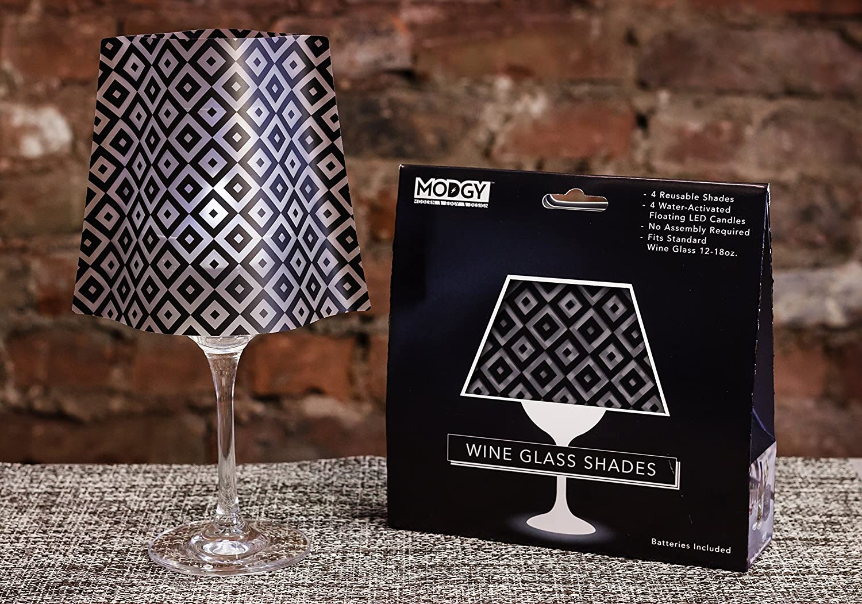 Modgy Wine Glass Shades