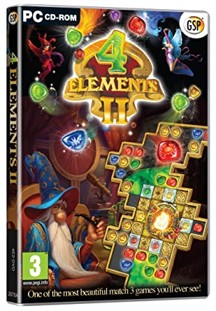 4 elements game free online play
