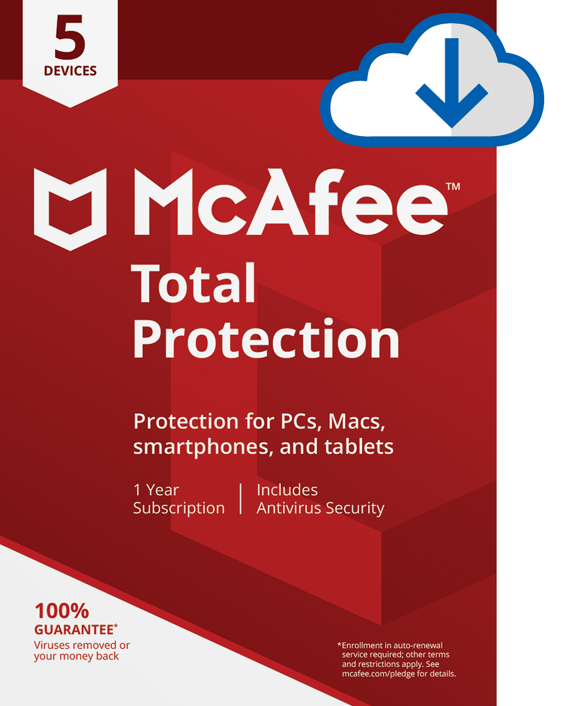McAfee 2018 Total Protection Devices