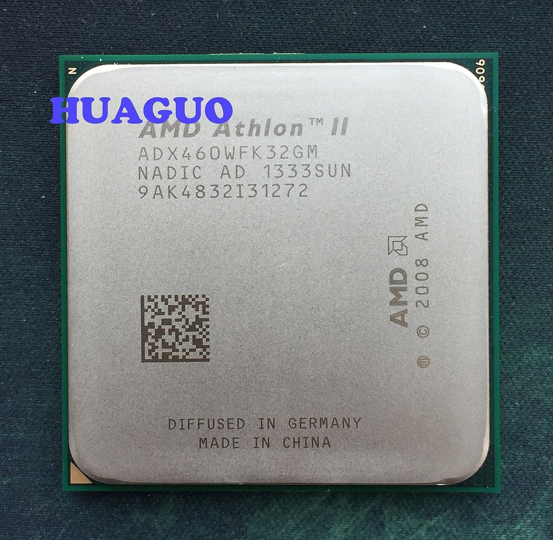 Amd Athlon Ii X3 460 Adx460wfk32gm 340 Ghz 15mb Cpu 425 Processor Socket Am3 Pga 938 Computers Accessories
