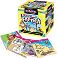 The Green Board Game Co. BrainBox - Lets Learn French