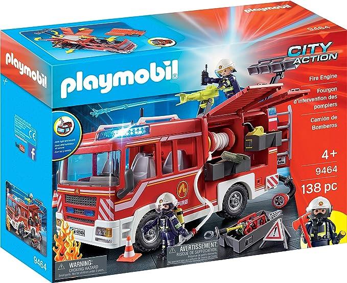 Playmobil – Camión de Bomberos – 9464