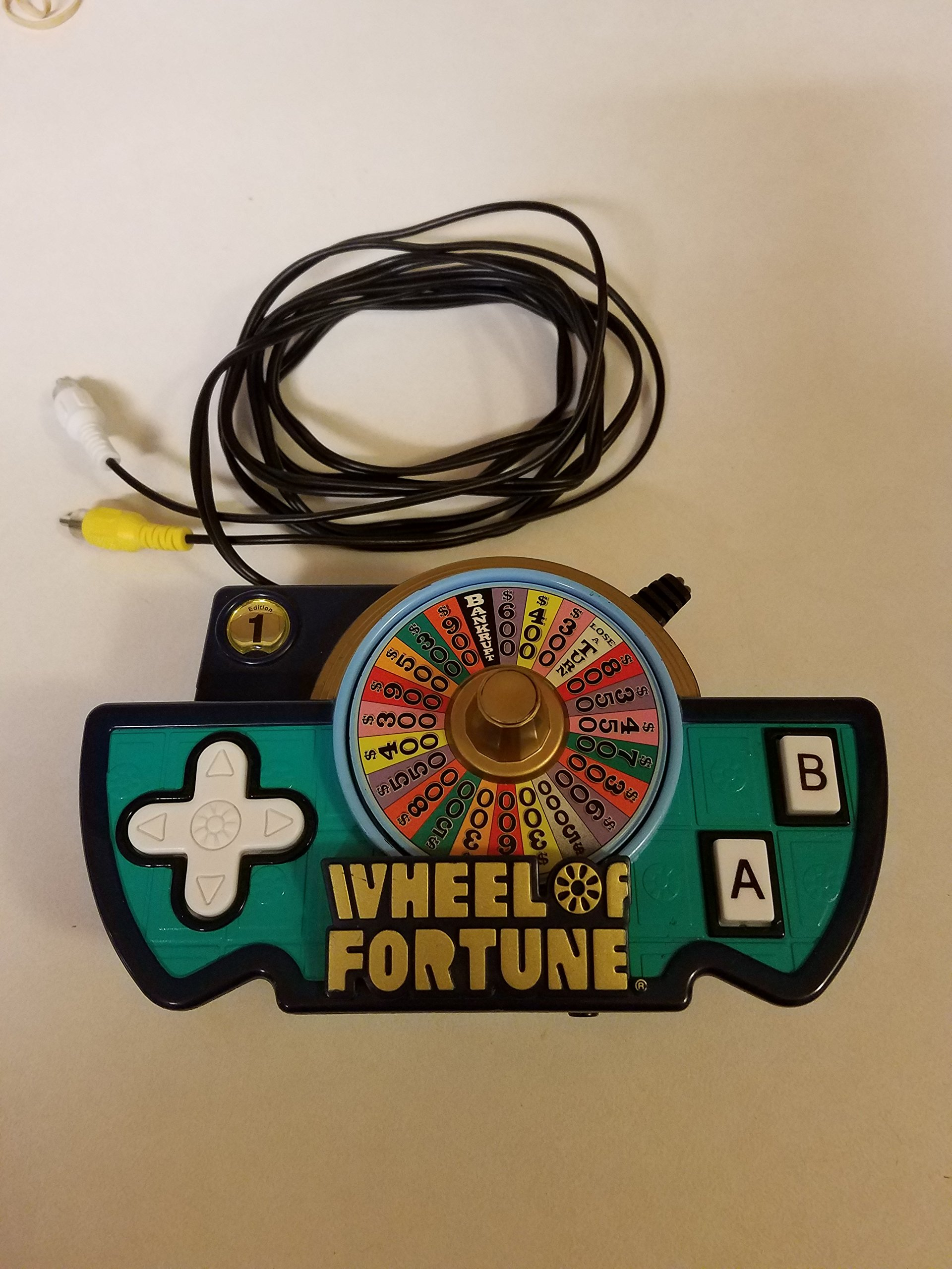 Jakks Wheel of Fortune TV Game