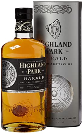 6e43695217b Highland Park Harald Single Malt Scotch Whisky