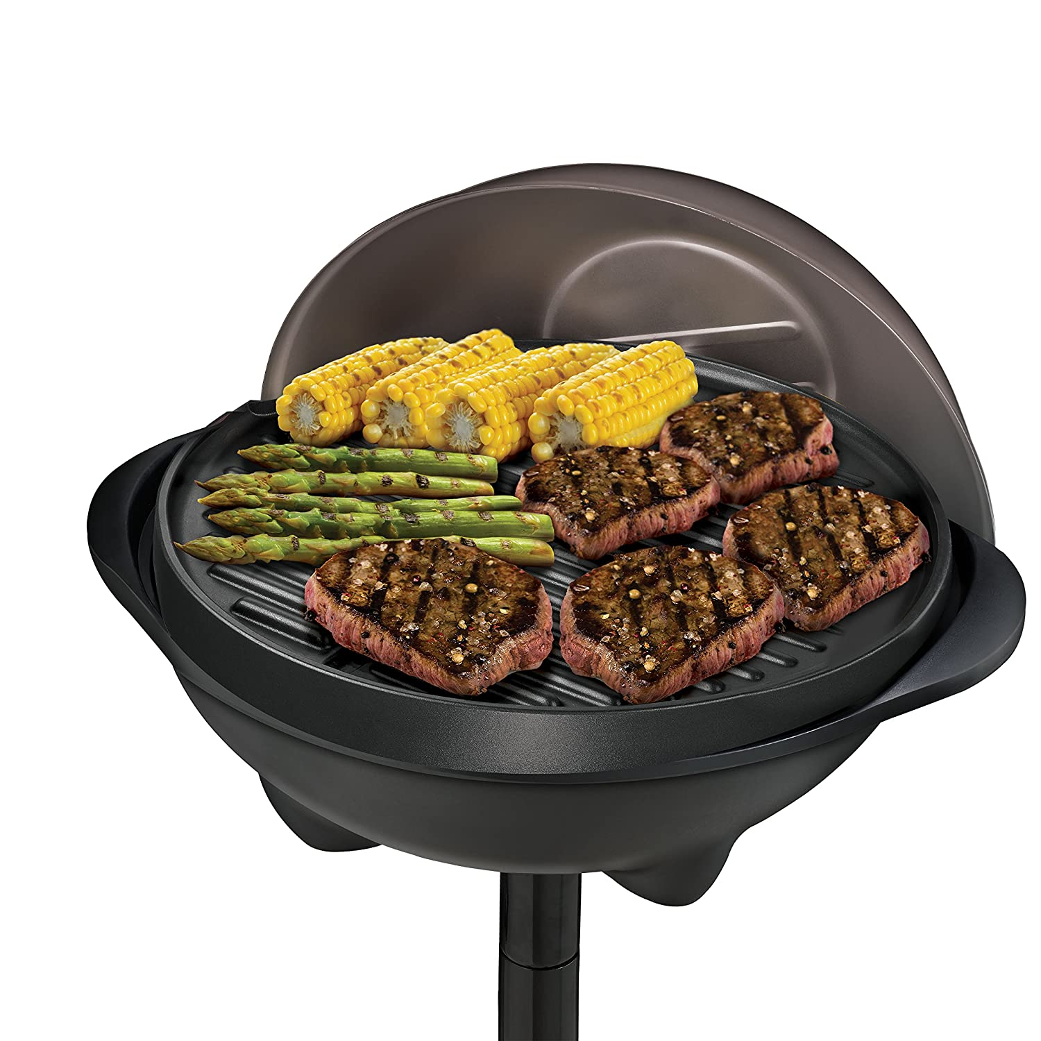George Foreman 15 serving electric grill outdoor or indoor
