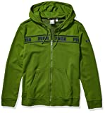 PUMA Men's Amplified Hooded Jacket French