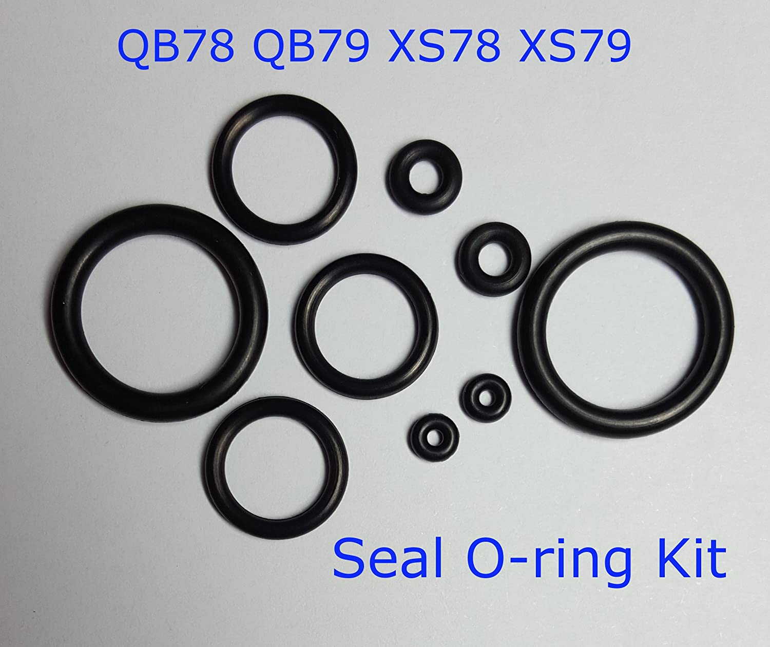 QB78, QB79, XS78, XS79 O-ring Kit Airgunorings