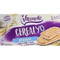 Vitasnella Biscotti, ai Cereali con Fermenti Vivi e Fibre - 253 gr