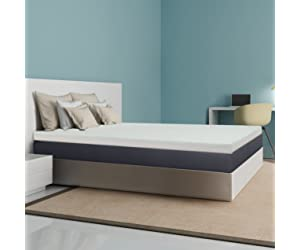 Best Price Mattress 4-Inch Memory Foam Mattress