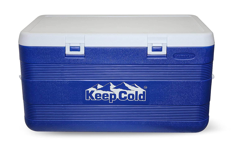 Keepcold mfibxx020 Deluxe IceBox 100 – Navy Blau