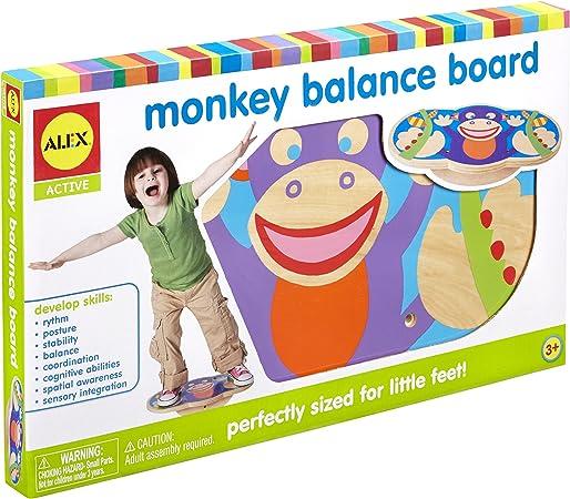 Alex Toys Active Play Monkey Balance Board by Alex