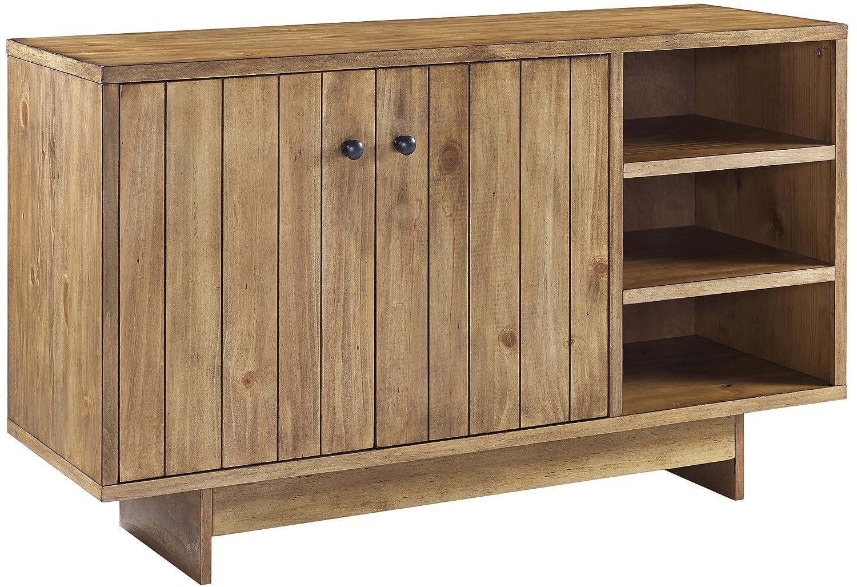 Amazoncom Crosley Furniture Roots Sideboard Living Room