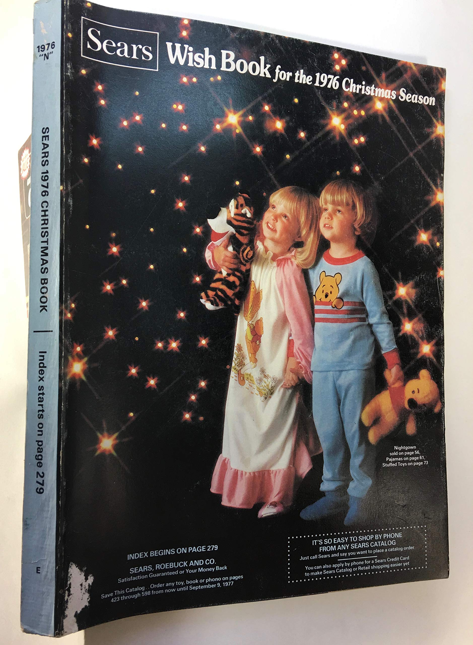 Sears Christmas Wish Book.Sears Wish Book 1976 Christmas Season Amazon Com Books