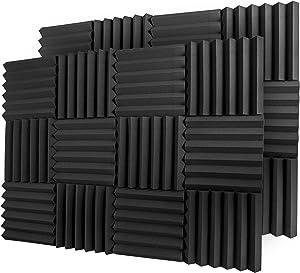 24 Pack Acoustic Foam Panels 2