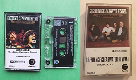 creedence clearwater revival chronicle volume two