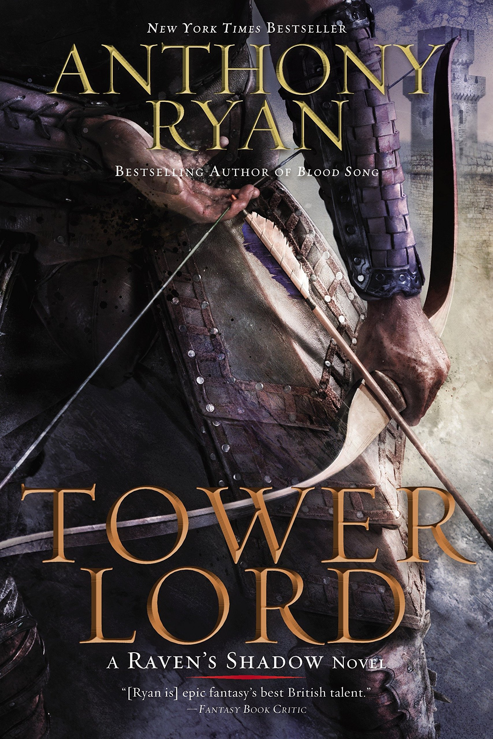 Tower Lord (A Raven's Shadow Novel): Anthony Ryan