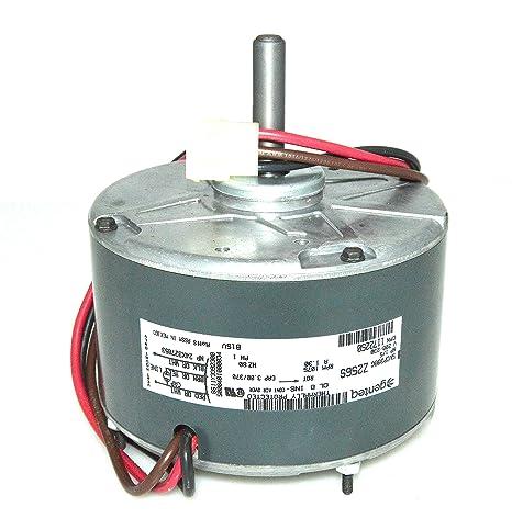 ICP Heil Tempstar 1//5 HP Condenser FAN MOTOR 208-230 HC37GZ003A