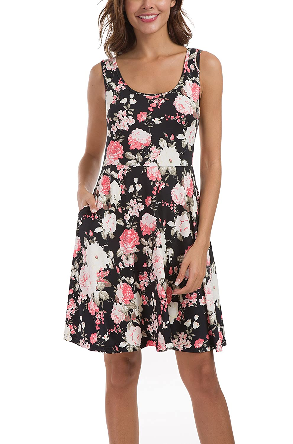 588a6390f Top 10 wholesale Womens Floral Dresses With Sleeves - Chinabrands.com