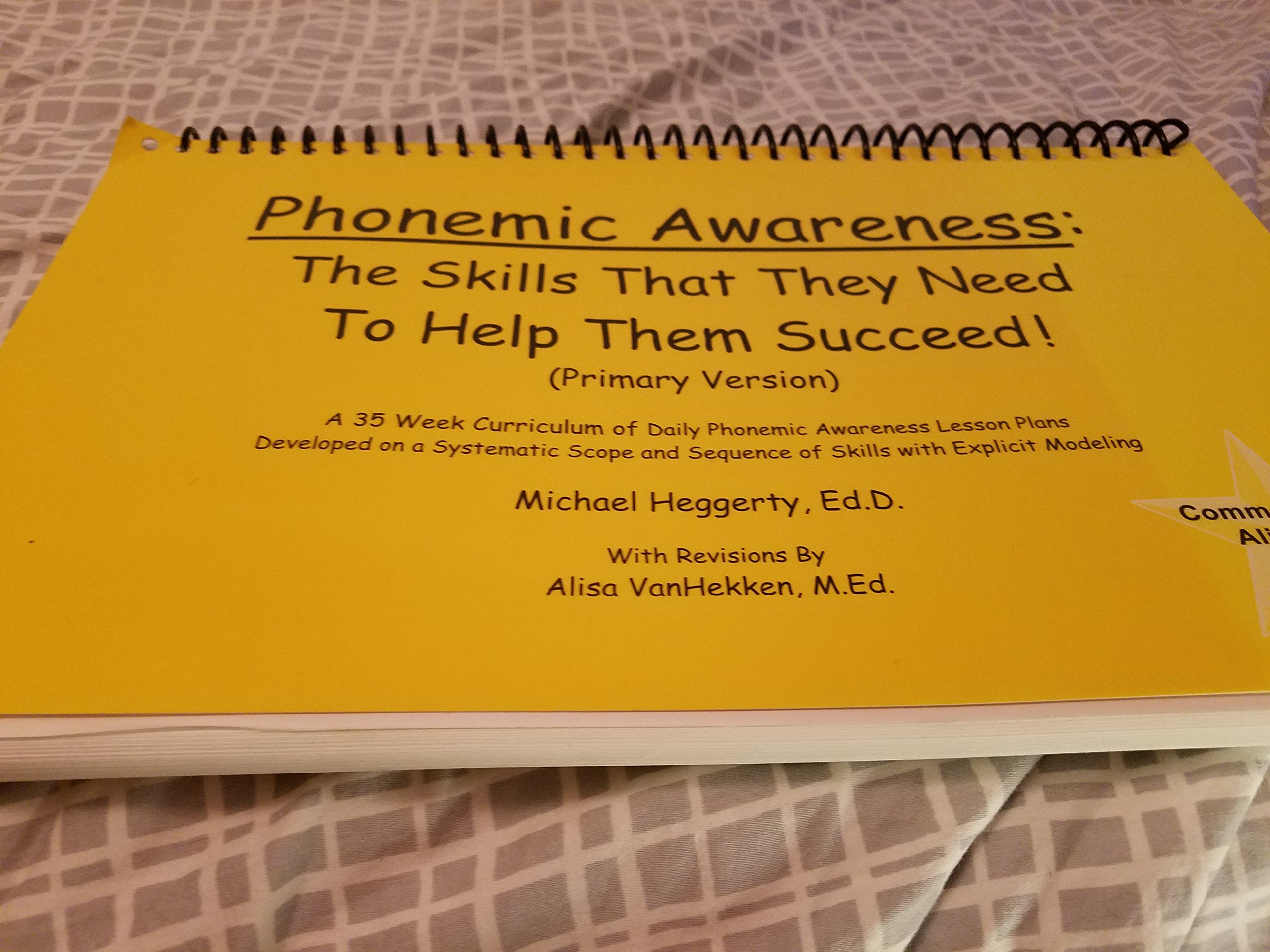 Phonemic Awareness The Skills That They Need To Help Them Succeed
