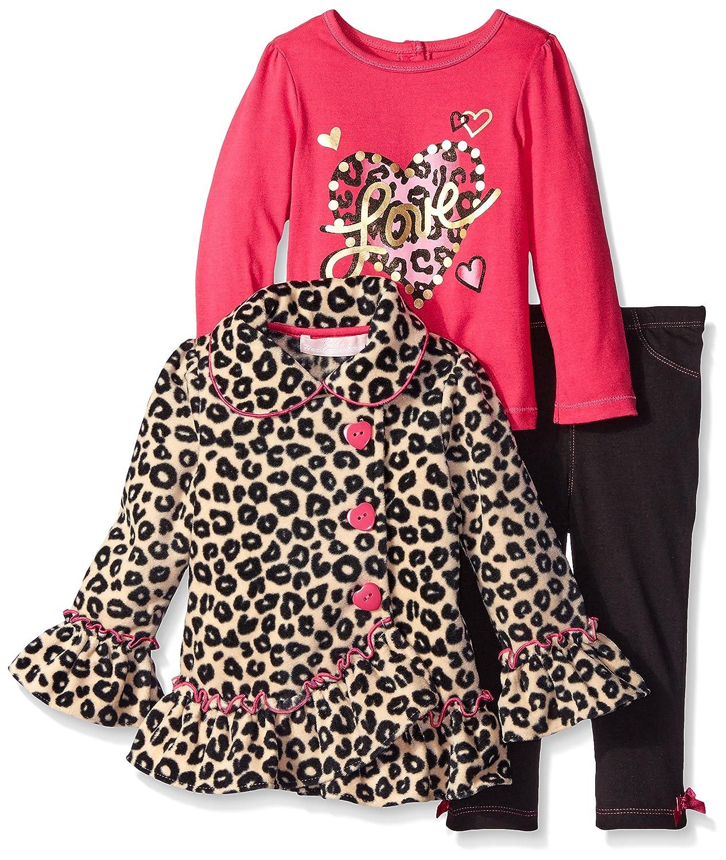 【年間ランキング6年連続受賞】 Kids本社ベビー女の子Animal Printed マルチ Jacket with Tシャツとパンツ 12 Months Months マルチ Printed B00VIS7HWM, MOAMOA:ca8173a9 --- a0267596.xsph.ru