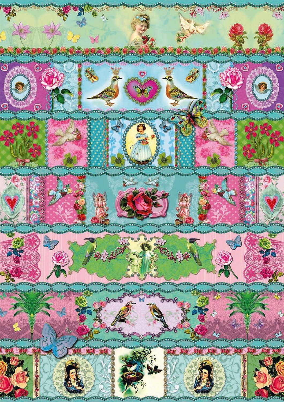 Schmidt Spiele SCH58214 Schmidt Paradise Banderoles Jigsaw Puzzle 500 Piece