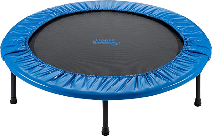 Upper Bounce Fitness Trampoline - The Best Mini Trampoline for Gymnastics