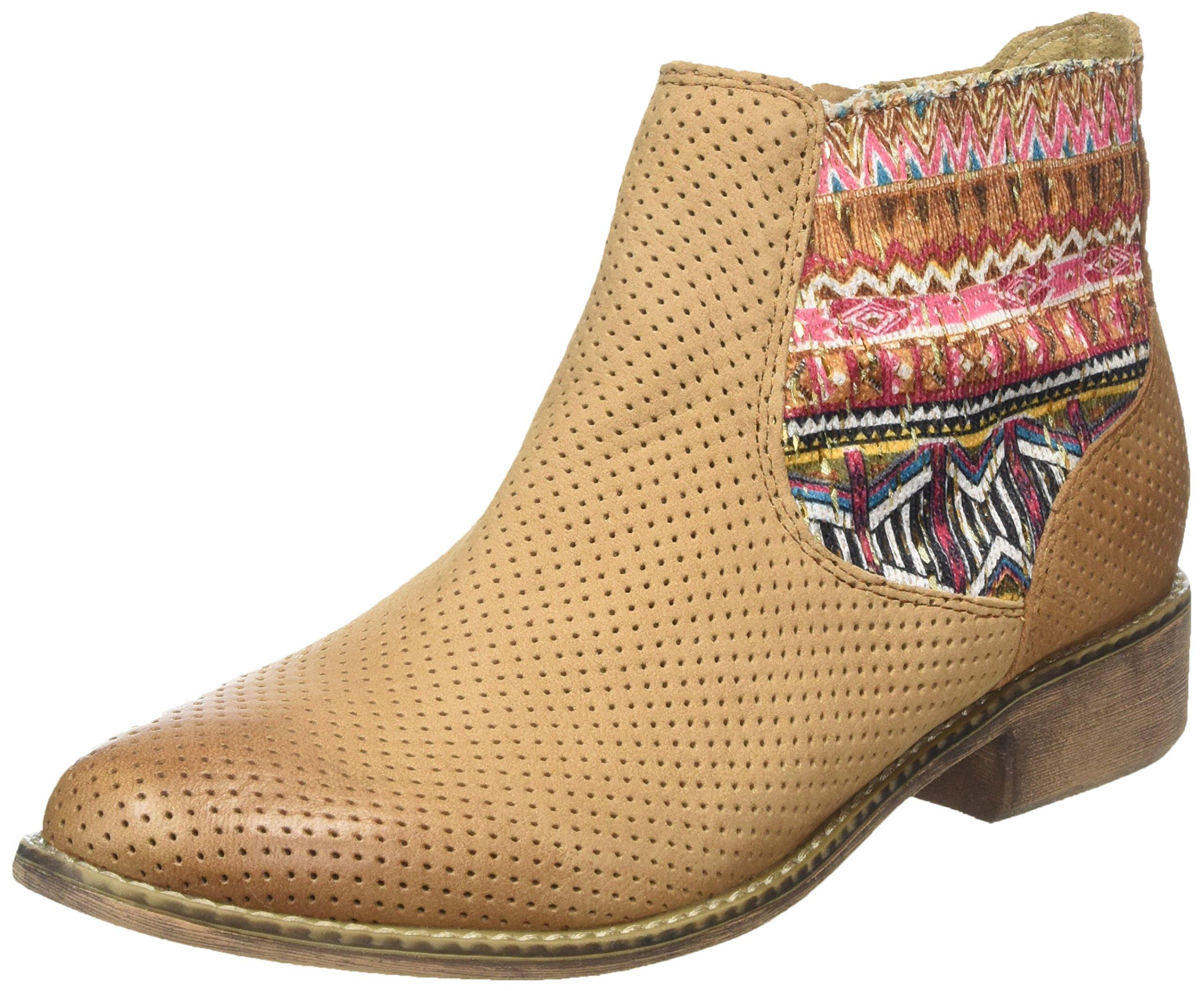 Laufsteg München Womens Summer Boots Brown Size 40 M EU