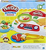 Play Doh Manualidad Creaciones a la Sartén