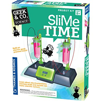 Thames & Kosmos Geek & Co.Slime Time: Toys & Games