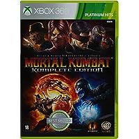 Mortal Kombat Komplete Edition - Xbox 360