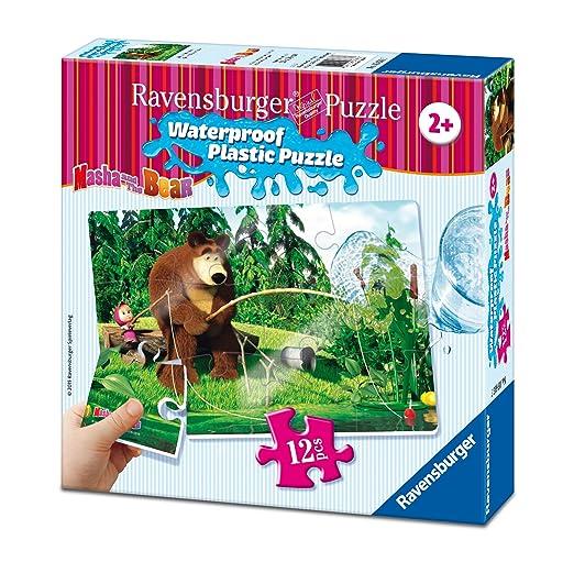 7 opinioni per Ravensburger 05605- Plastic Puzzle Masha e Orso