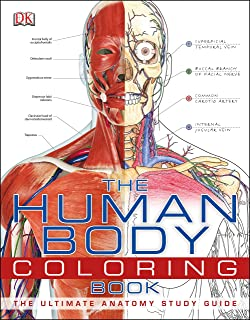 Start Exploring: Gray\'s Anatomy: A Fact-Filled Coloring Book ...