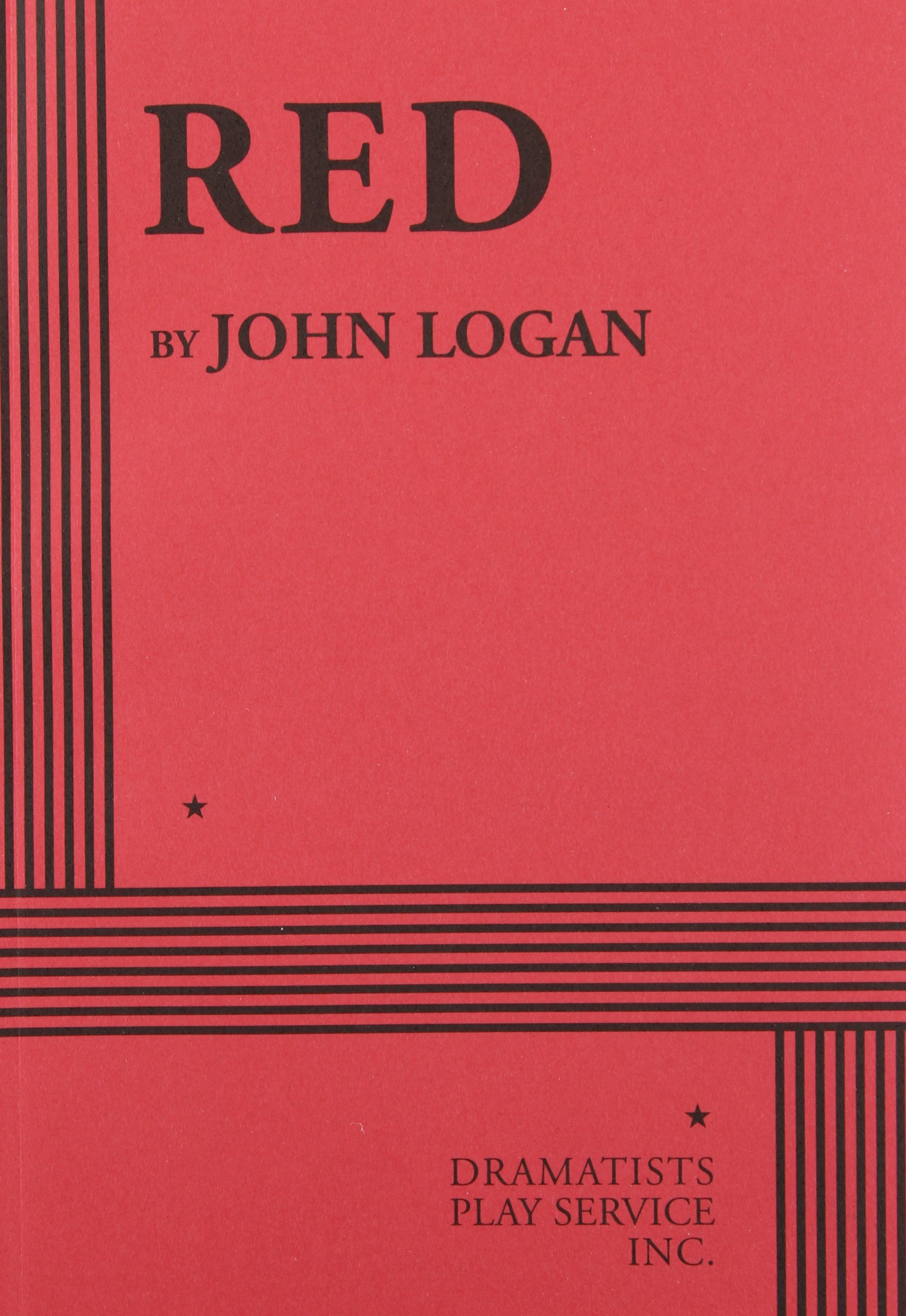 Image result for red by john logan cover