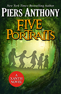 Knot gneiss an astonishing wildly witty xanth adventure kindle five portraits xanth book 39 fandeluxe Choice Image
