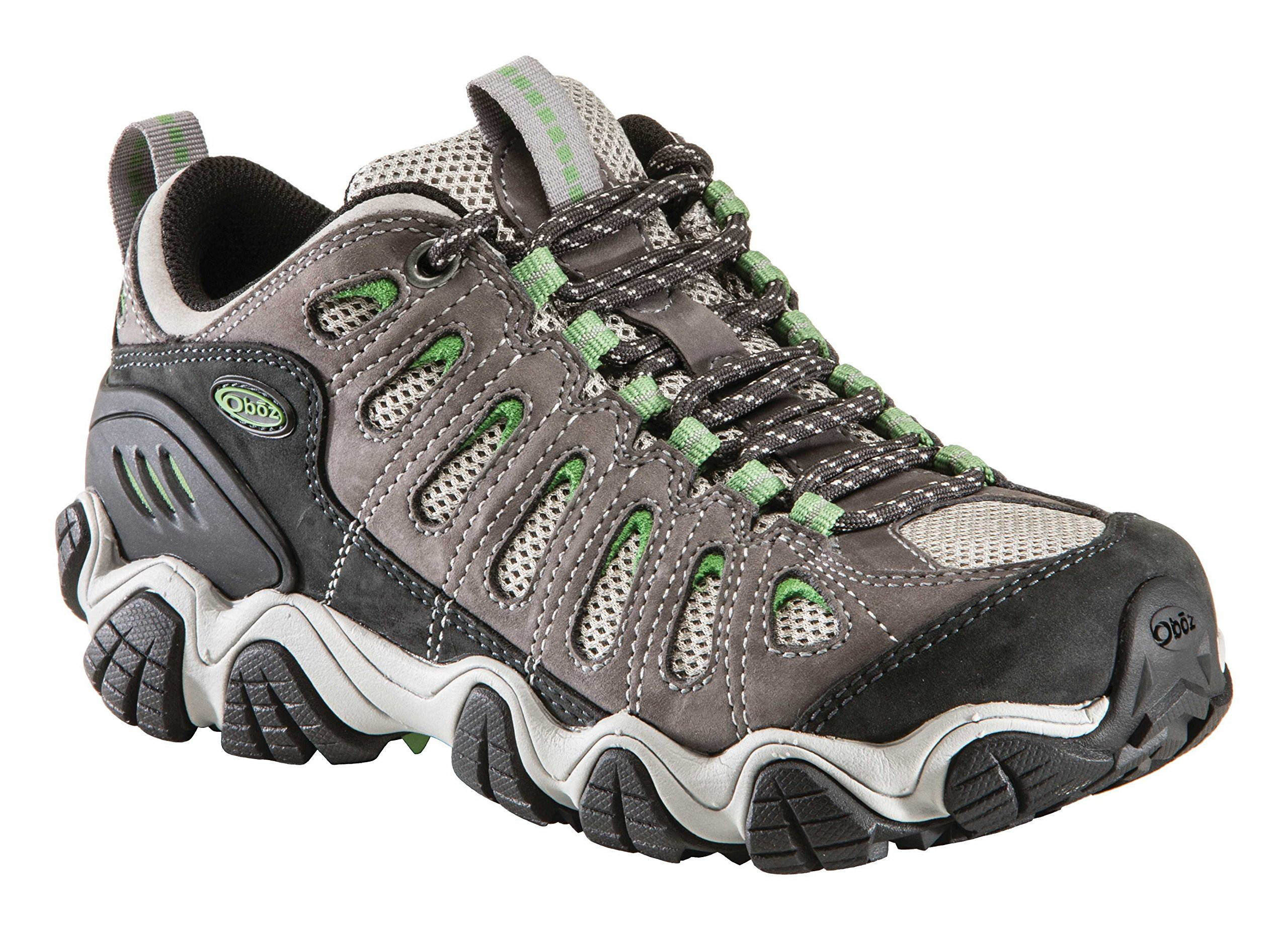 Oboz Women's Sawtooth Low Hiking Shoe,Clover,7 M US by Oboz (Image #1)