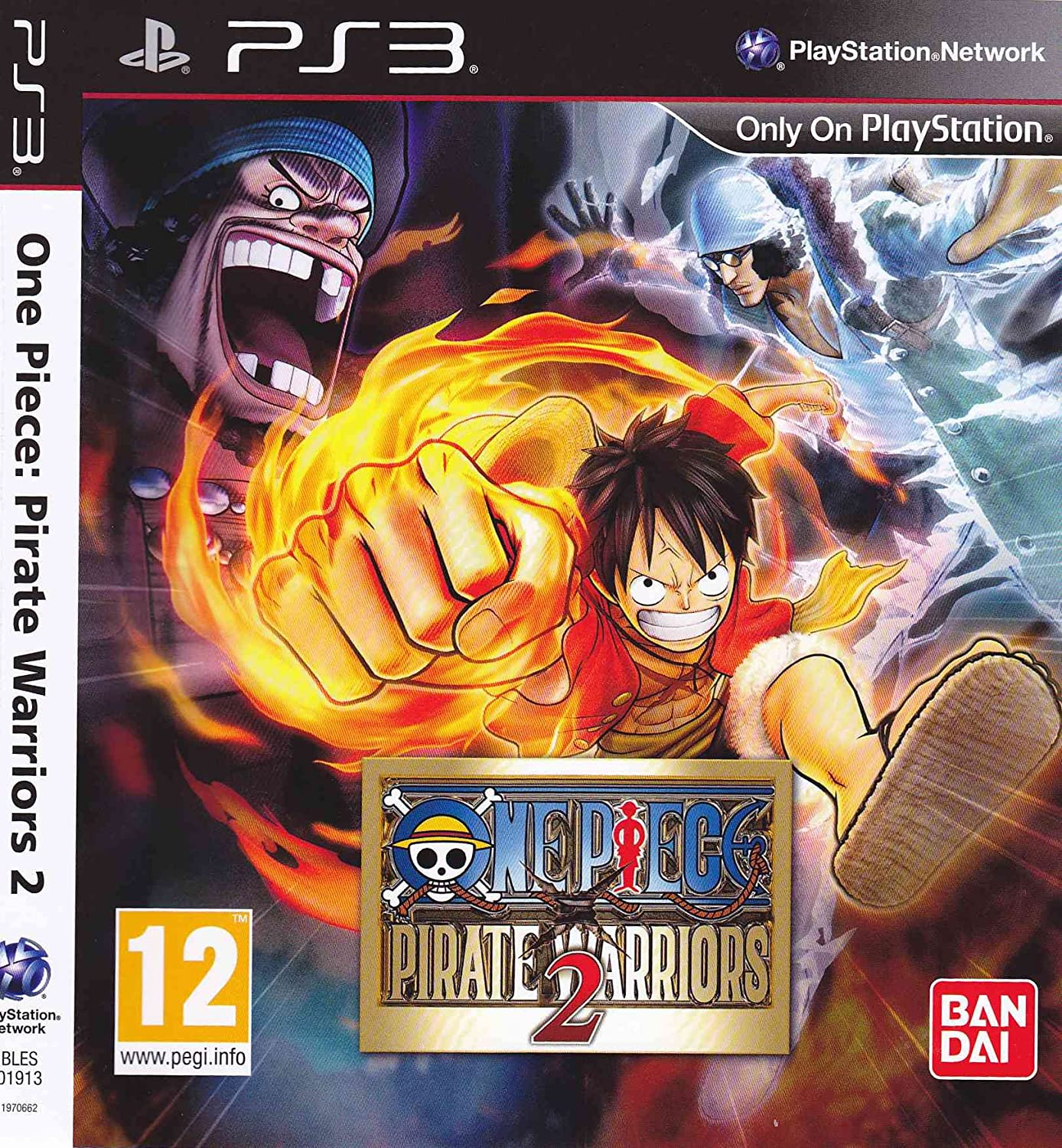 One Piece Pirate Warriors 2: Amazon.es: Videojuegos