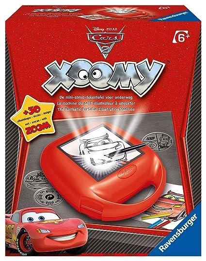 Disney Ravensburger Xoomy Cars 2 18674 Dessin Jouet Amazon Fr Jeux