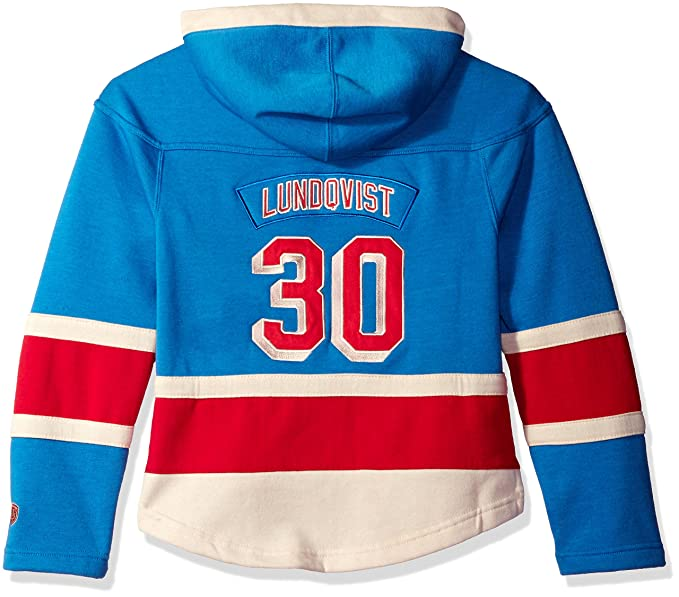 low cost a6831 f7660 Amazon.com : Old Time Hockey NHL New York Rangers Henrik ...