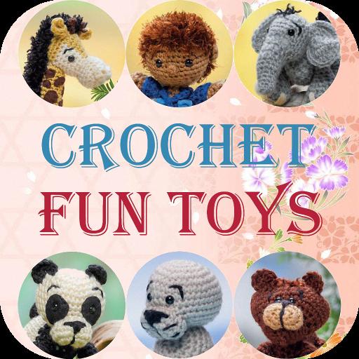 Crochet Fun Toys Few Basic Stitches