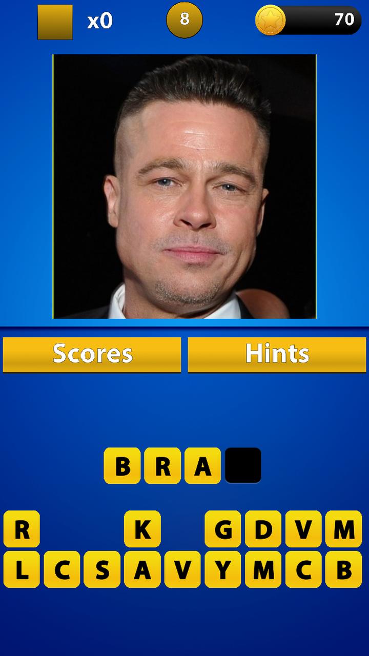 Hot celebrity puzzle games