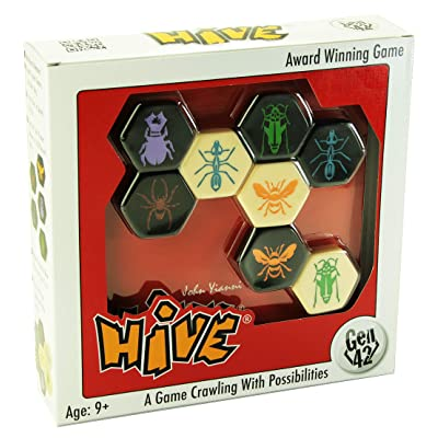 Hive- A Game Crawling With Possibilities: Toys & Games