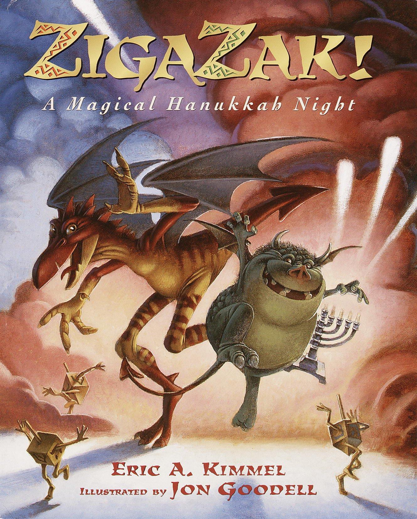 Download Zigazak!: A Magical Hanukkah Night PDF