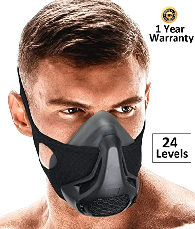 DEMMYZZ Workout Mask