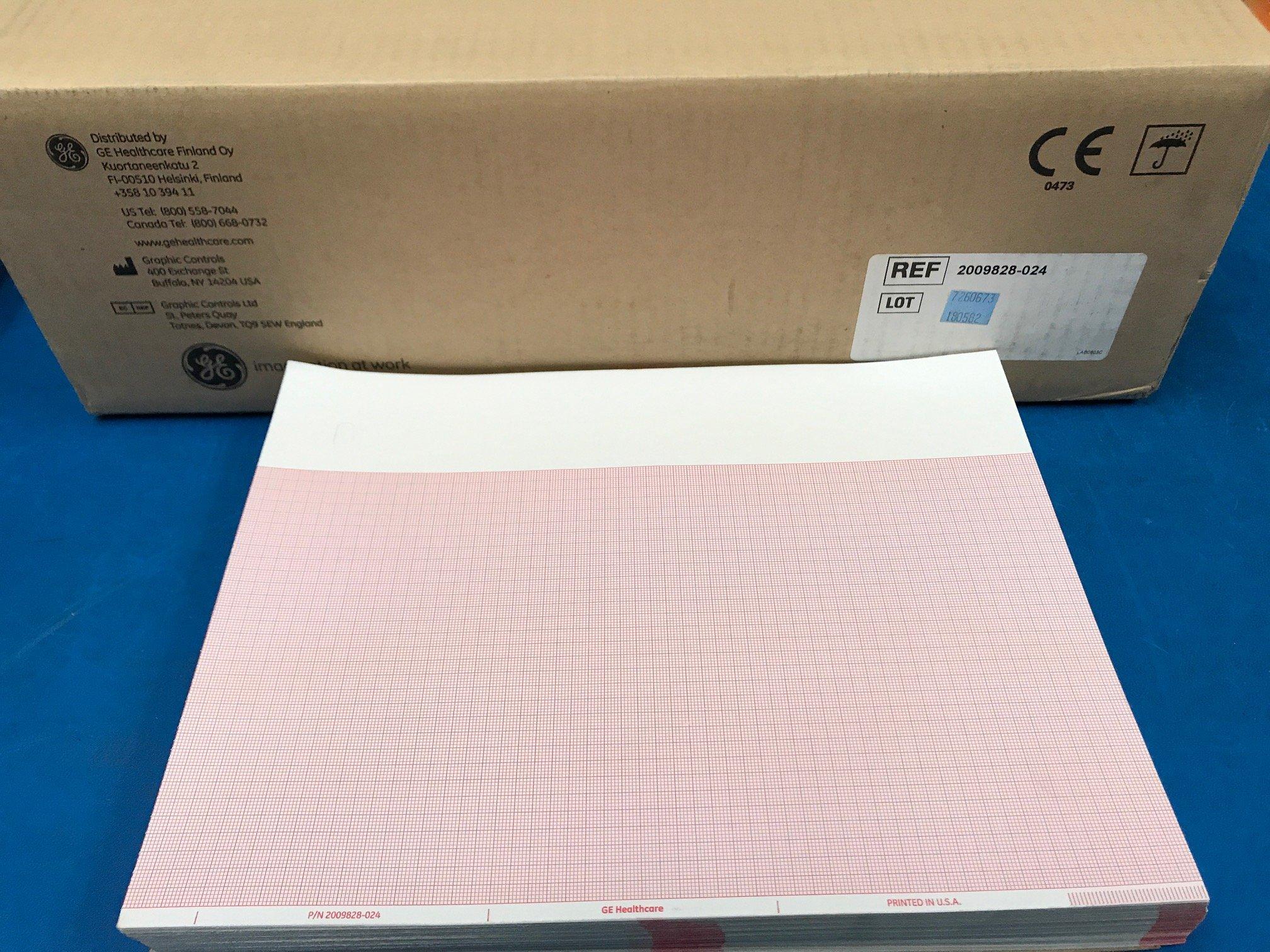Thermal Paper for GE Healthcare EKG / ECG