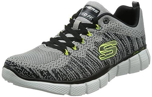 Verano Hombre Zapatos Skechers Sport EQUALIZER Zapatillas