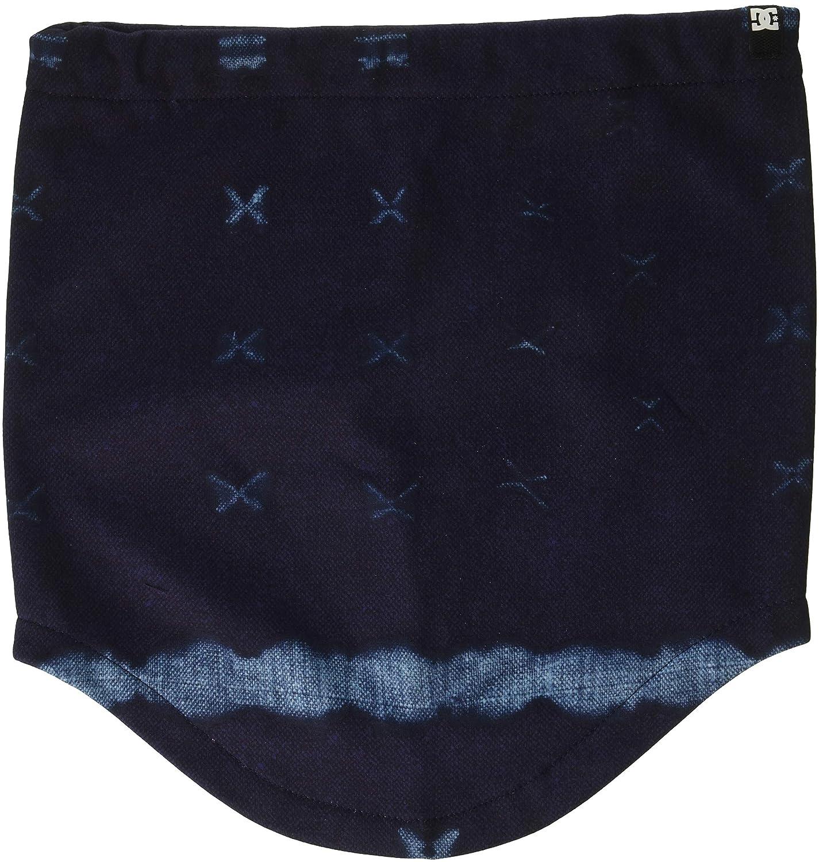DC Men's Thief Neck Warmer, Dark Blue mud Cloth One Size EDYAA03139