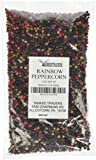 Yankee Traders Brand, Rainbow Assorted Whole Peppercorns ~ 1/2 Pound Bag