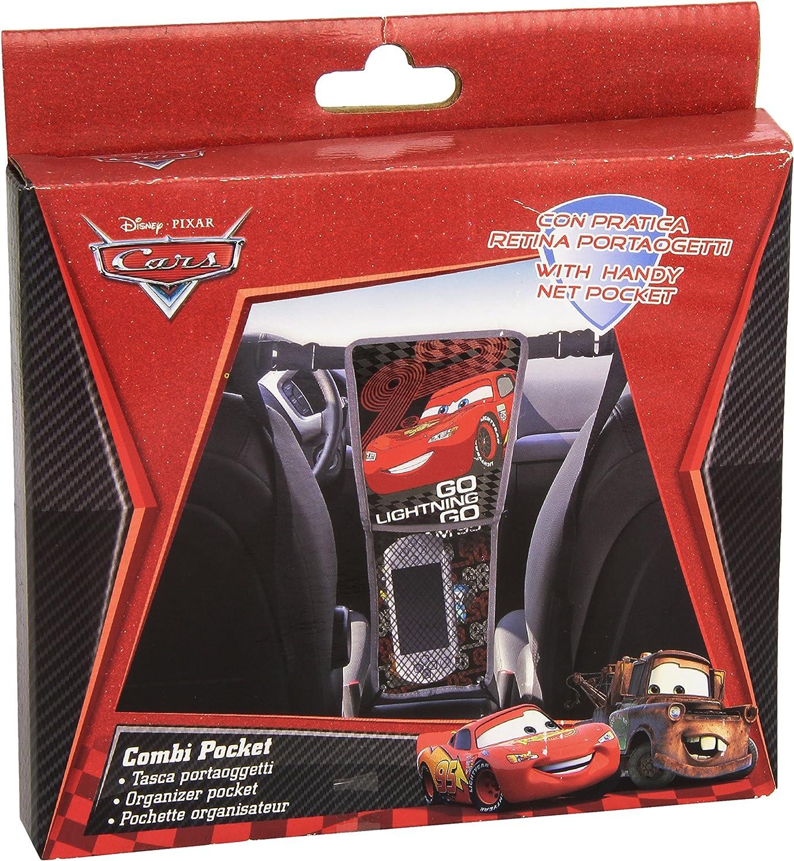 Disney Cars Set de voyage pour enfant Rouge avec motif Flash McQueen